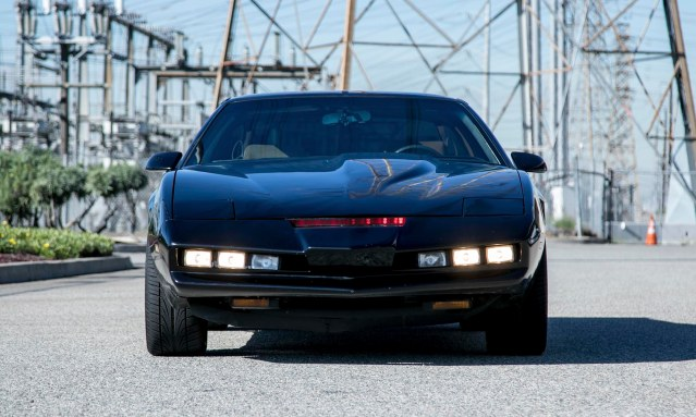 KITT from front side
